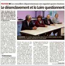 réunions anniversaire Valérie Prunier Claire Richard Daniel Barrier Michel Sauvade