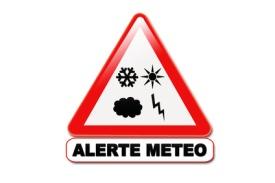 Signalisation alerte météo