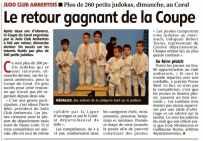 Judo 6 avril