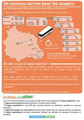 flyer A5-2ligne clermont-Ambert-PAris (2)